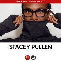 HEART presents Stacey Pullen