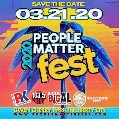 4th Annual People Matter Fest Presented by Nationa...