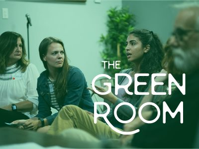 The Green Room at ArtServe