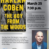Harlan Coben Reading