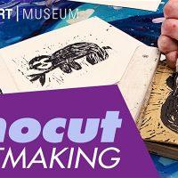 Linocut Printmaking Mixer 18+