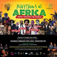 Rhythms of Africa Music Around the World
