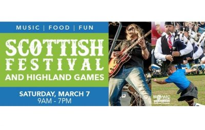 37th Annual Southeast Florida Scottish Festival and Games
