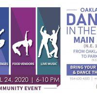 Oakland Park Dancing in the Street