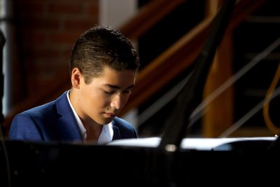 Brandon Goldberg Live stream benefitting the Jazz Foundation of America