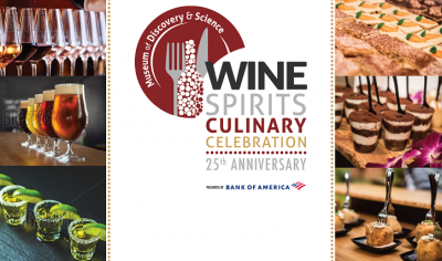 25th Annual Bank of America Wine, Spirits and Culinary Celebration