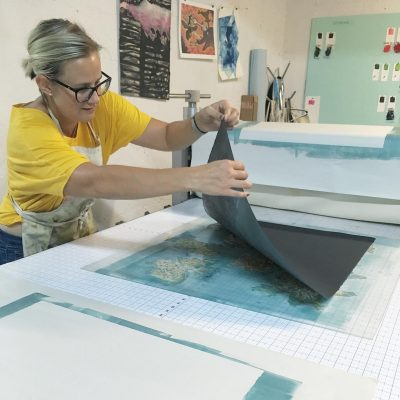 Advanced Printmaking: Four Week Course