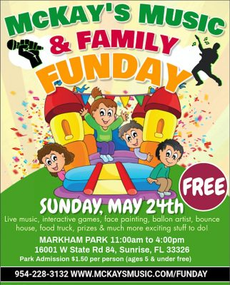 McKay's Music and Family Funday