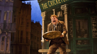 National Theatre At Home - One Man, Two Guvnors starring James Corden