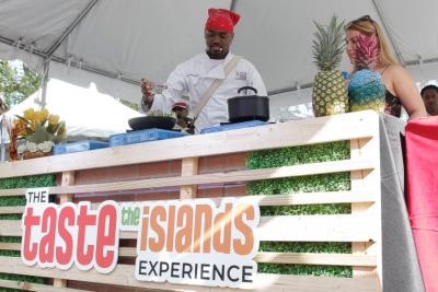 Taste The Islands Experience 2020