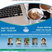 Virtual Fort Lauderdale Chamber Breakfast