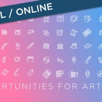 Virtual Opportunities for Artists in SFL Info Session