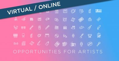 Opportunities for Artists: Virtual Info Session