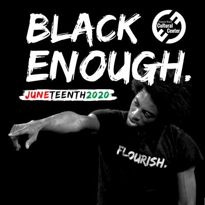 Black Enough – Flourish (One Man Show)