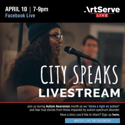 City Speaks Livestream