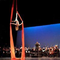 Symphony of the Americas: Symphony of the Americas featuring Cirque de la Symphonie
