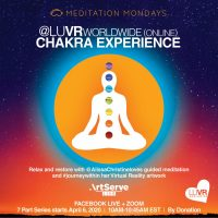 Meditation Mondays on ArtServe LIVE