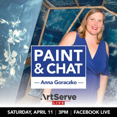 Paint and Chat with Anna Goraczko