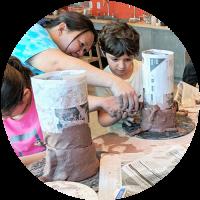 YAA Ceramics and Sculpture Camp