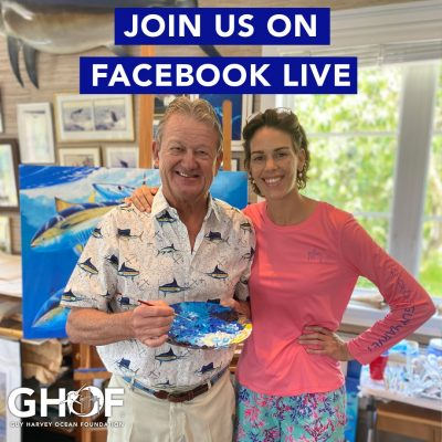 Facebook Live Sessions with Guy and Jessica Harvey