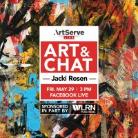 Art and Chat with Jacki Rosen