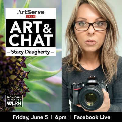 Art and Chat with Stacy Daugherty