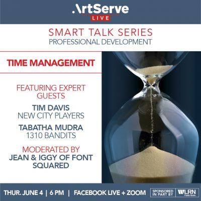 Smart Talk Series: Time Management