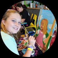 YAA Painting Camp