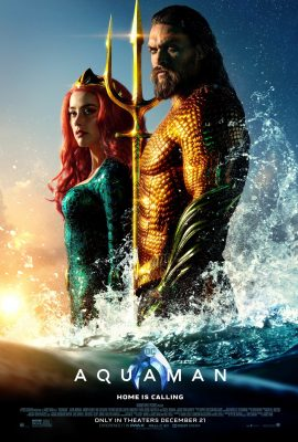 FLIFF Drive-In Movie: Aquaman