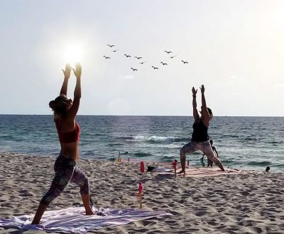 Fort Lauderdale Beach Yoga and Fitness