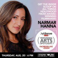 Performing Arts Spotlight: Narmar Hanna