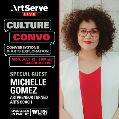 Culture Convo with Michelle Gomez
