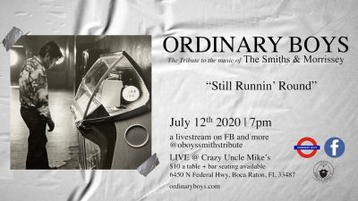 Ordinary Boys: Still Running 'Round - live at Crazy Uncle Mike's