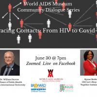 Contact Tracing: From HIV to Covid-19