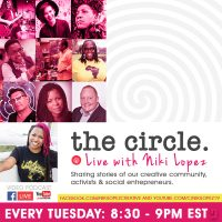 The Circle: LIVE with Niki Lopez!