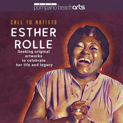Esther Rolle Centennial Exhibition at the Ali Cult...