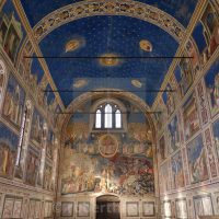 """Live on Zoom: """"Sensational Spaces: Giotto, Rothko and Schnabel"""""""