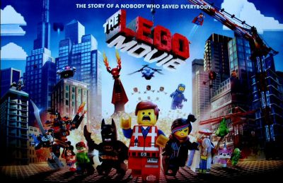 FLIFF Kids Drive In -The Lego Movie