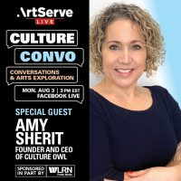 Culture Convo w/Amy Sherit