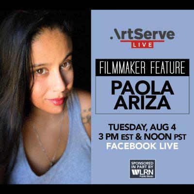 Film Maker Feature: Paola Ariza