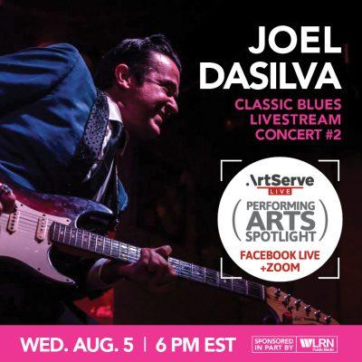Performing Arts Spotlight: Joel Dasilva Concert #2