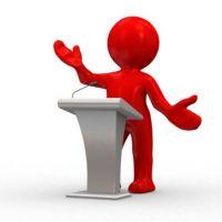 Adult Public Speaking Class