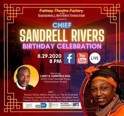 Sandrell Rivers Birthday Celebration 2020