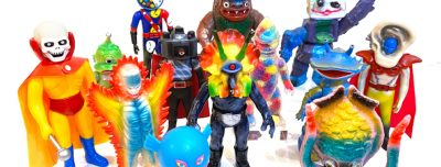 NSU Lecture Series: Japanese Kaiju Toys and Contem...