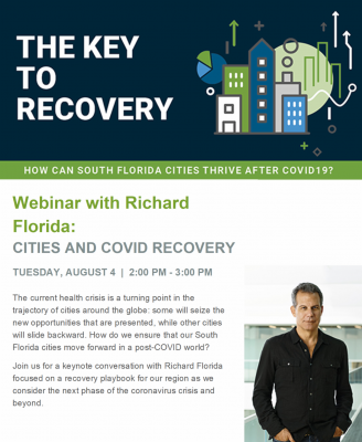 Cities and COVID Recovery Webinar