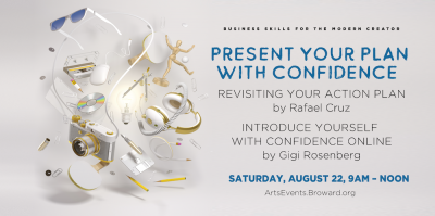 Business Skills Finale: Present Your Plan With Confidence (Session 6)