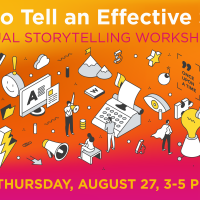 Visual Storytelling Workshop: How to Tell an Effective Story