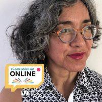 Miami Book Fair Event: 15 minutos de lectura con Cristina Rivera Garza