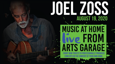 Music at Home: Live from Arts Garage with Joel Zos...