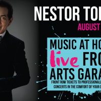 Music at Home: Live from Arts Garage with Nestor Torres